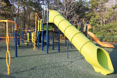 Slides Quashnet Playground