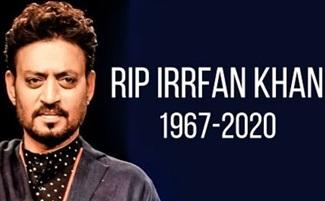 SHOCKING : Bollywood Actor Irrfan Khan Passed Away