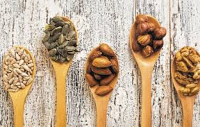 Top 5 recommended nuts and seeds for weight watchers