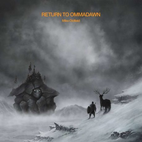 RETURN TO OMMADAWN,MIKE OLDFIELD