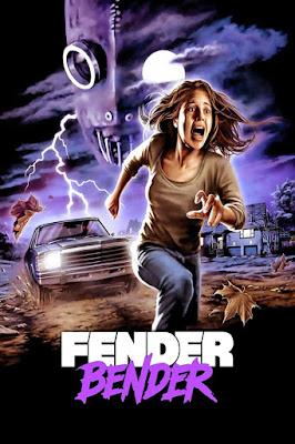 Fender Bender Poster