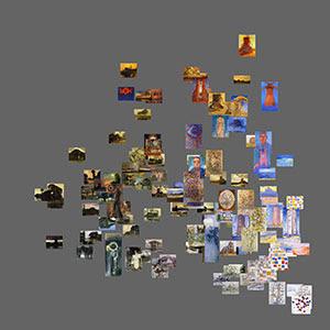 Software Studies Initiative: ImagePlot visualization software