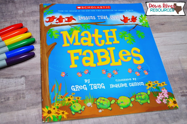 Math Fables: Lessons That Count Place Value Books