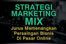 Strategi Marketing Mix