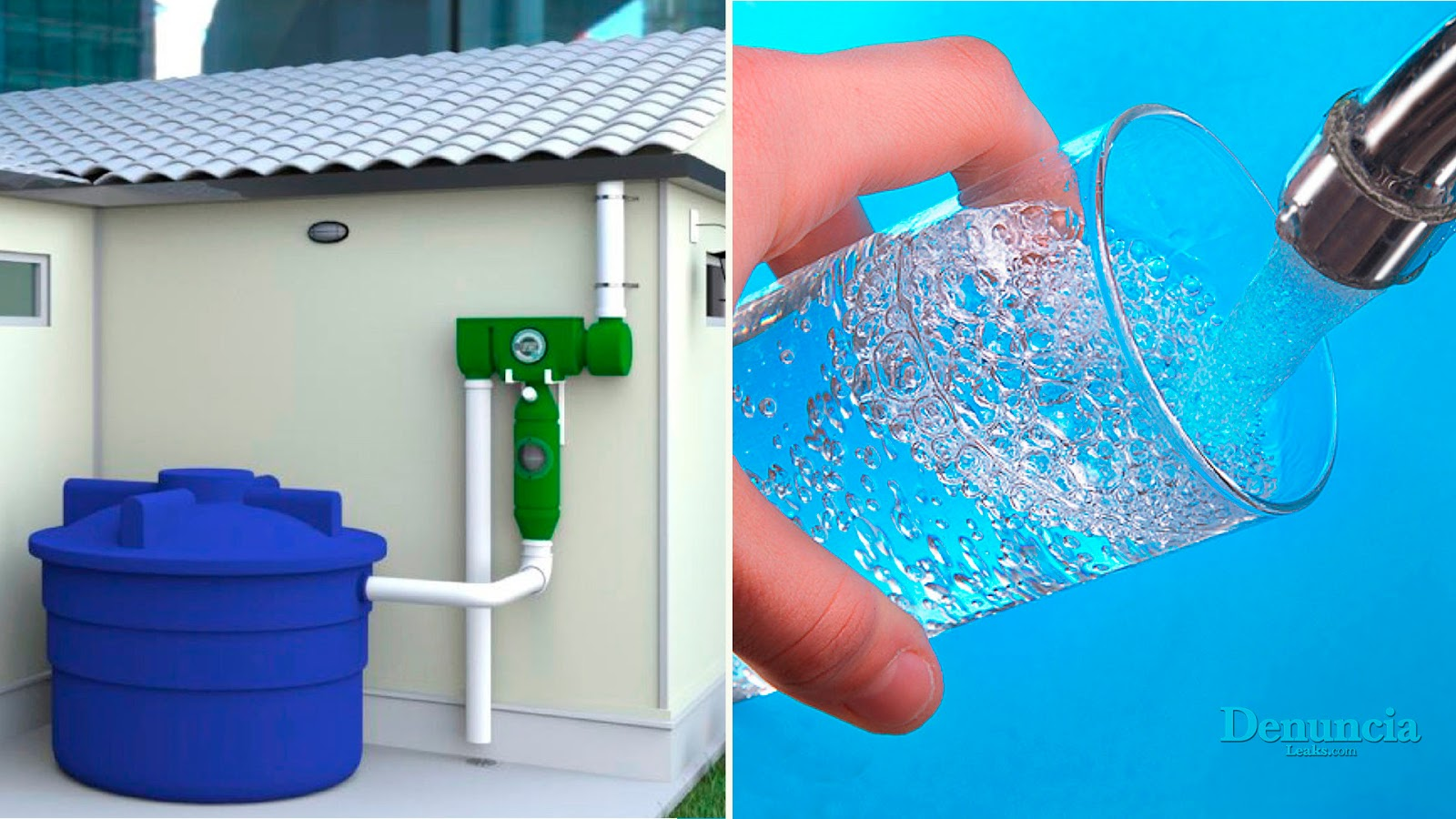 Aprovechar agua de lluvia gallery of aprovechar agua de - Agua de lluvia ...