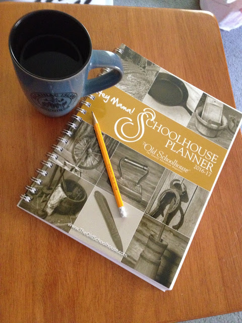 #hsreviews #tosmagazine #homeschool #schoolplanner #schoolresources, Hey Mama, Schoolhouse Planner, Homeschool Organization, school planner