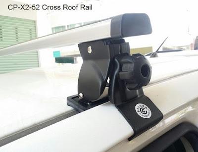 Jrj 4x4 Accessories Sdn Bhd Vigo Roof Rack