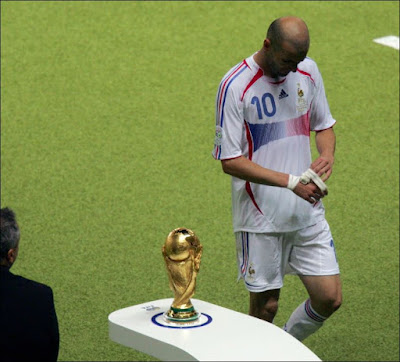 Zidane World Cup Walk