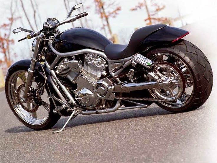 Harley Davidson V Rod | Motorcycle Blog