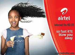 Airtel Rolls Out 4G LTE Service In Nigeria