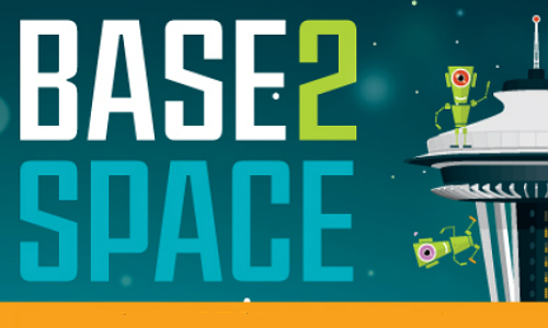 Information about the 2017 Base 2 Space event at the Space Needle.