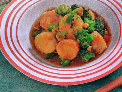 Gambar Resep Tumis Tofu Brokoli Hoisin