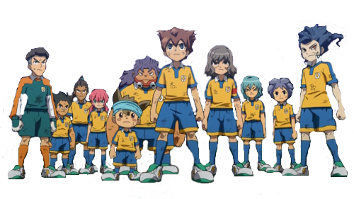 Inazuma Eleven Go Subtitle Indonesia Batch