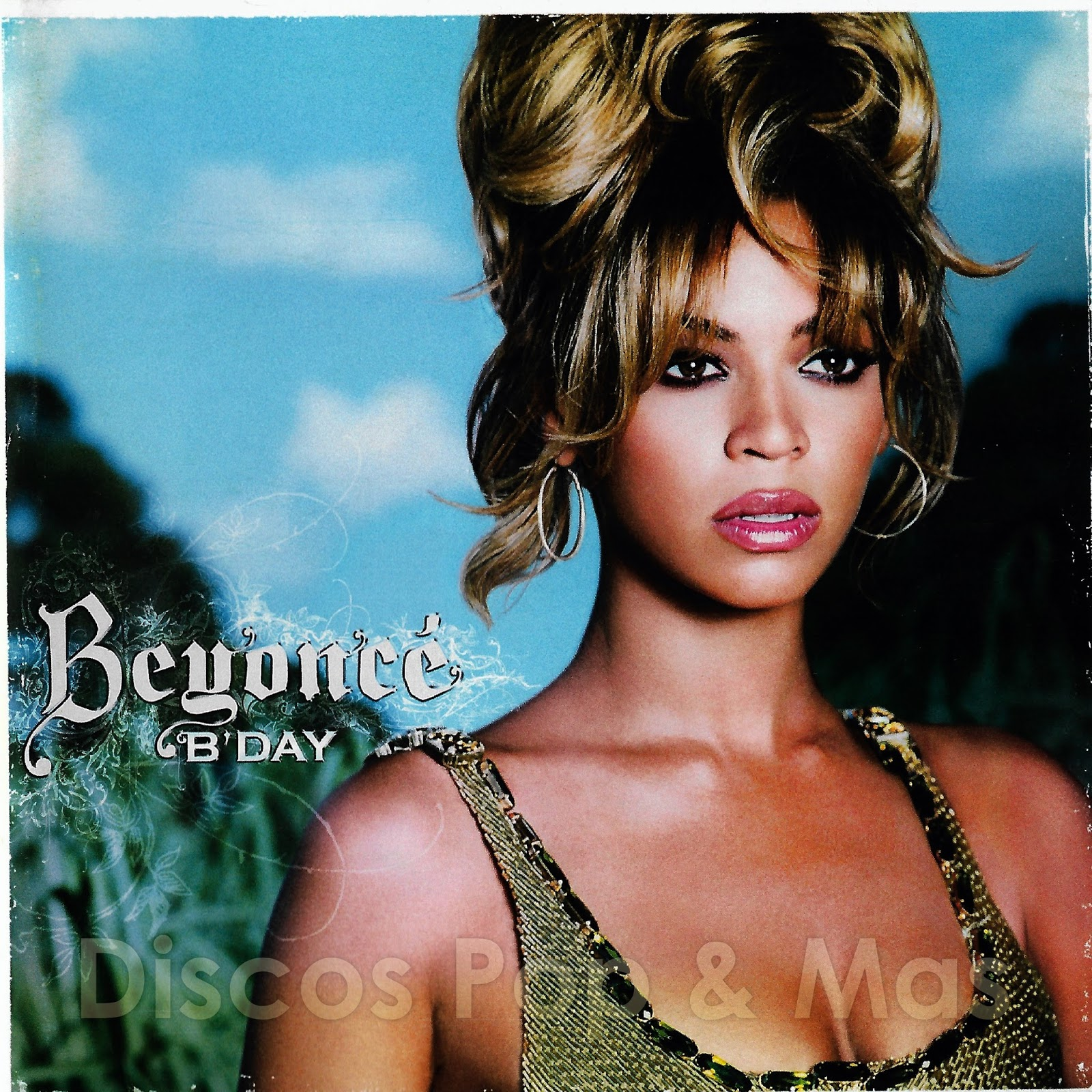 Discos Pop & Mas: Beyoncé - B'Day