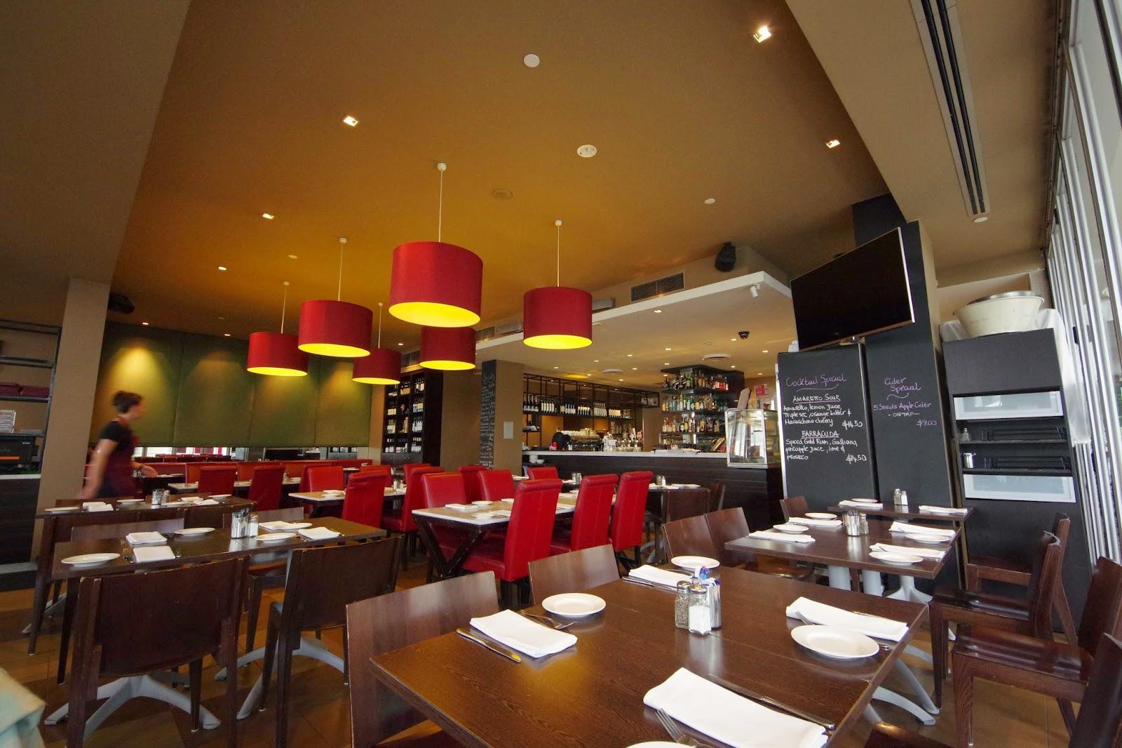 Italian Restaurant Southbank Melb