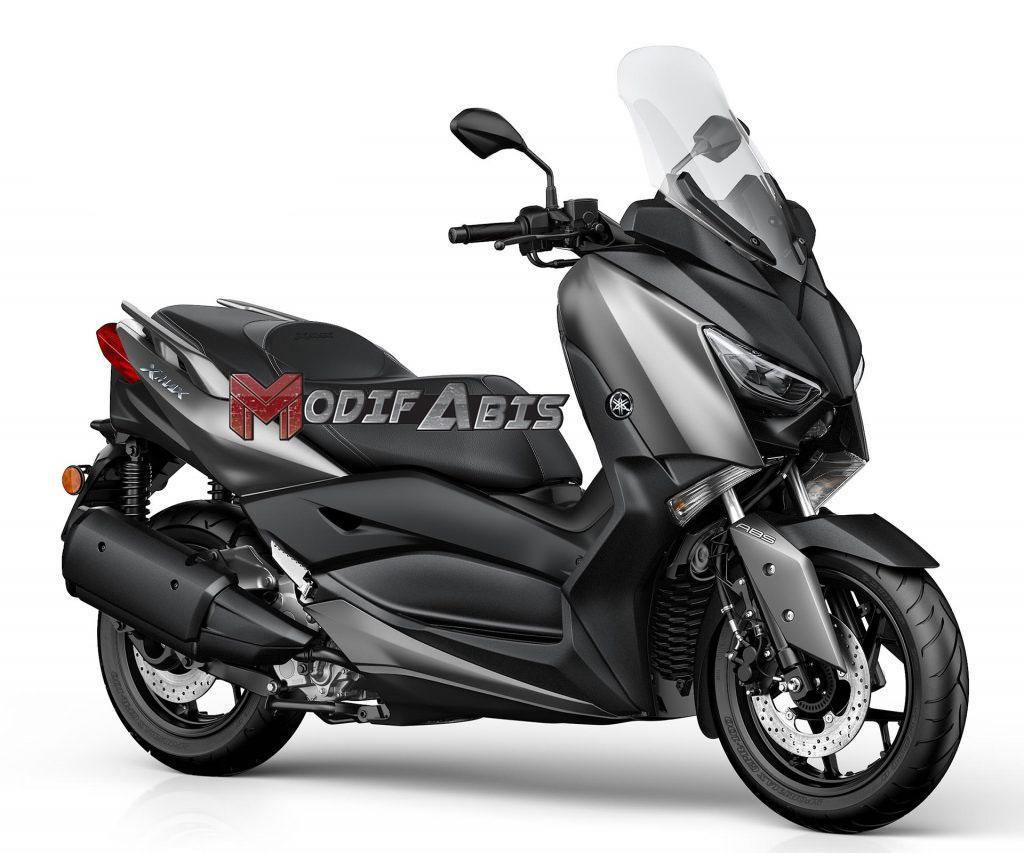 Yamaha Luncurkan XMAX 300cc di Tahun 2017