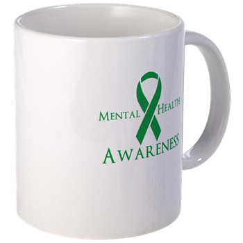 Mental Health Awareness Coffee Mug $11.99