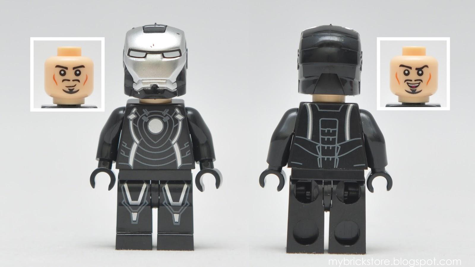 lego iron man mark 28 - photo #33