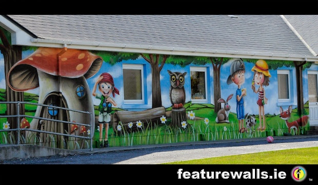 Mural Painting Professionals Featurewalls