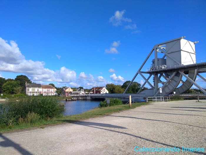 Visita a la zona del Desembarco de Normandía