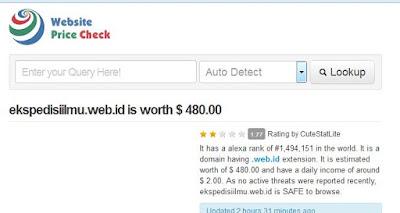 jual beli blog cek dulu harganya