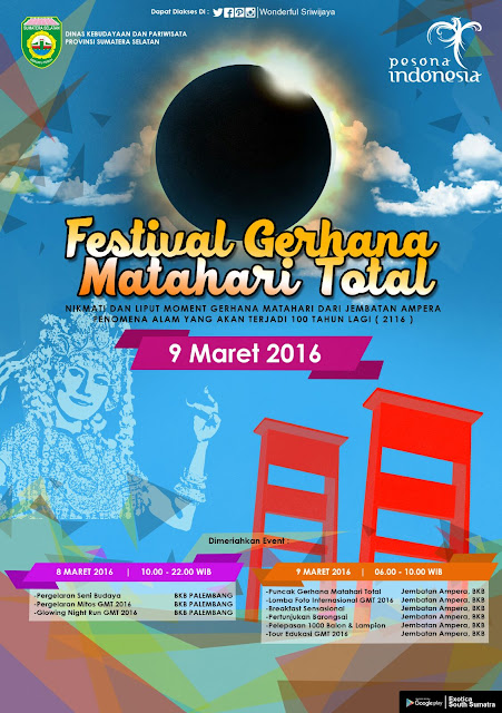 Festival Gerhana Matahari Total