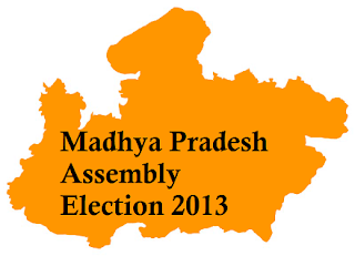 Madhya Pradesh, Assembly Election, 2013, opinion poll,