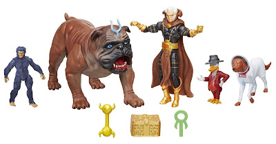 "San Diego Comic-Con 2016 Exclusive Marvel Legends ""The Collector's Vault"" Action Figure Box Set"