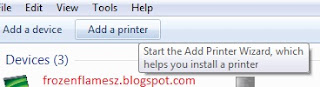 Cara sharing printer dari windows xp ke windows 7