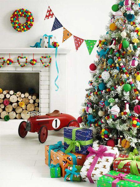 arbol de navidad infantil chicanddeco