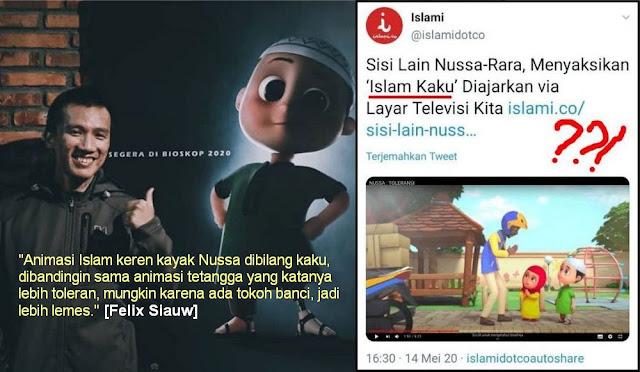 Felix Siauw: Muslim Yang Kaku Akalnya