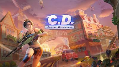 Creative Destruction Apk + OBB Free Download