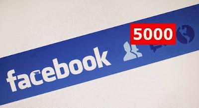 كيفيه اضافه 5000 صديق في حسابك الفيسبوك