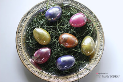 Looking Glass Easter Eggs