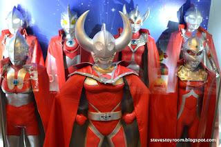 Ultraman Toys Hong Kong