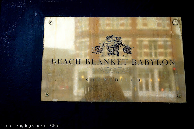 Beach Blanket Babylon Cocktail Bar Review