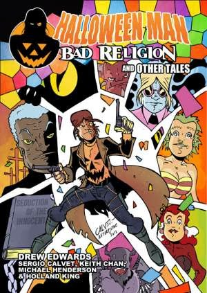 Halloween Man Bad Religion