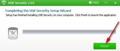 USB data security with USB Sercurity