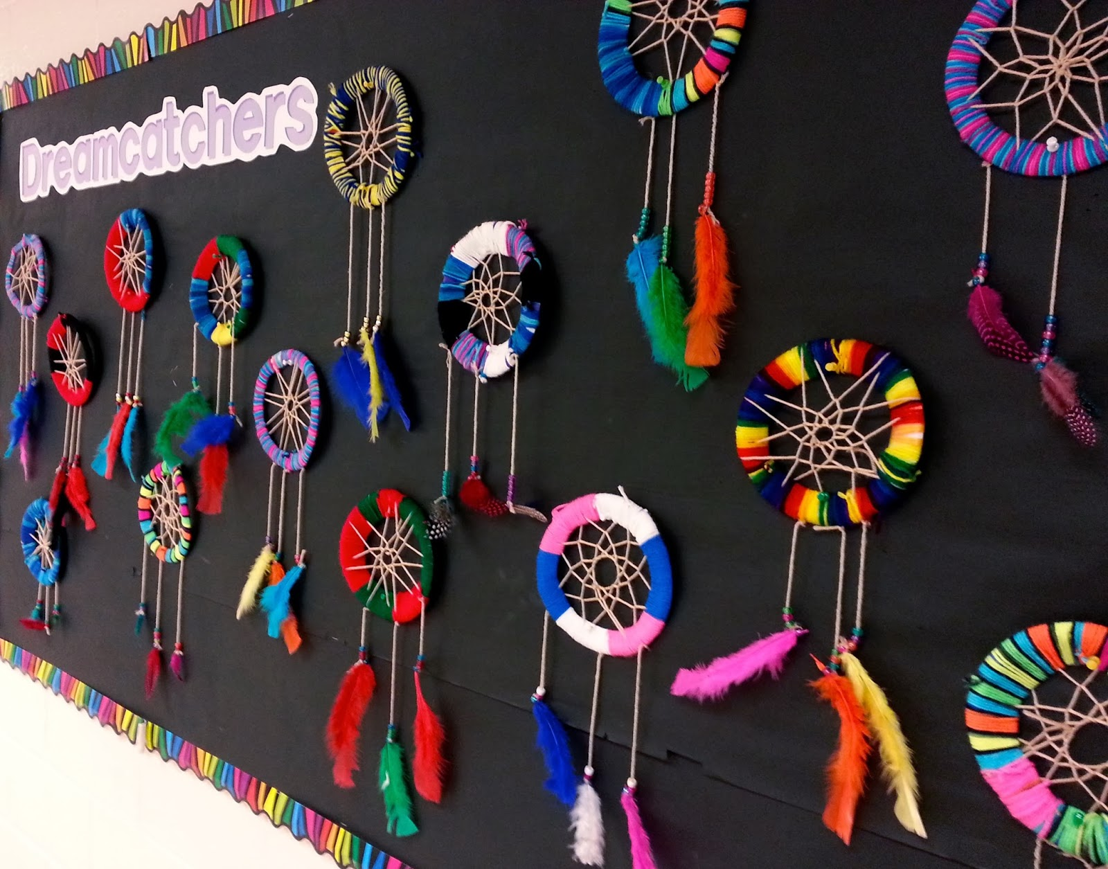 Elementary Craft Club Projects