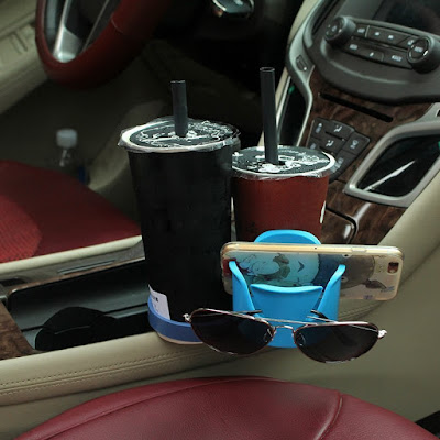 Utility Vehicle Cup Holder