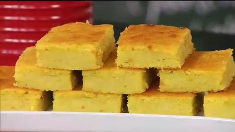 Receita de Pamonha de Forno do Chef  Silnei Veiga