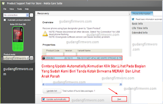 Cara Flashing Nokia Via Nokia Care Suite Tanpa Box Flash