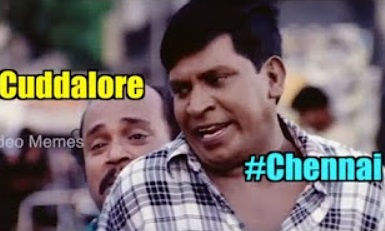 Monsoon Paridhabangal | Chennai Rains | Video Memes