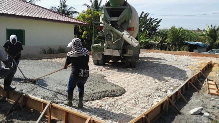 Servis Bina Rumah Atas Tanah Sendiri