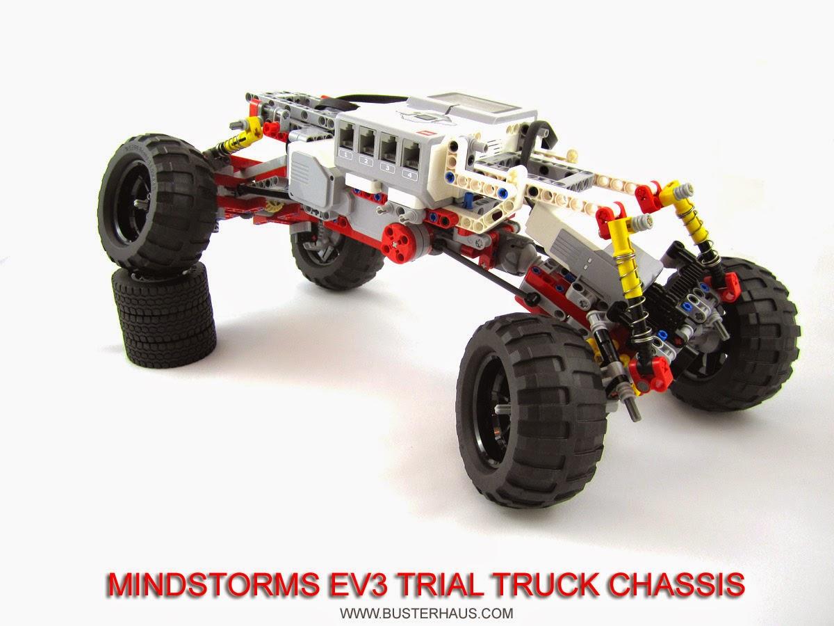 √ Lego Mindstorms Ev3 Car Instructions | CTS