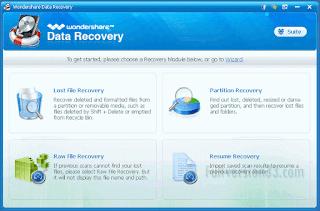Wondershare Data Recovery 5.0.3.13