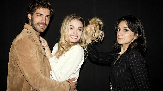 """Flor Otero y Benjamín Alfonso serán los protagonistas de """"Rapunzel"""""""