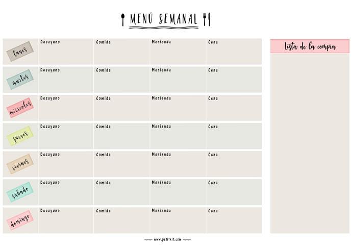plantilla-menú-semanal