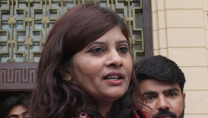 Hindu Dalit woman Krishna Kumari Kohli chairs Pakistan Senate session on Women's Day
