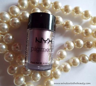 nyx Froyo pigment
